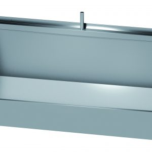 Wall Hung Heavy Duty Urinal - 304 stainless steel