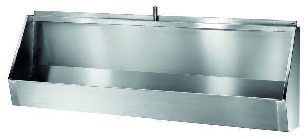Wall Hung Heavy Duty Urinal - 2400mm