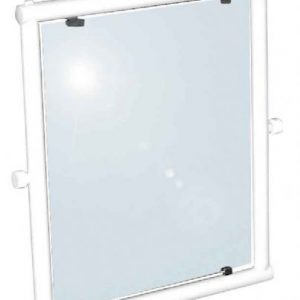 NOFER Aluminium-Nylon Reclining Mirror