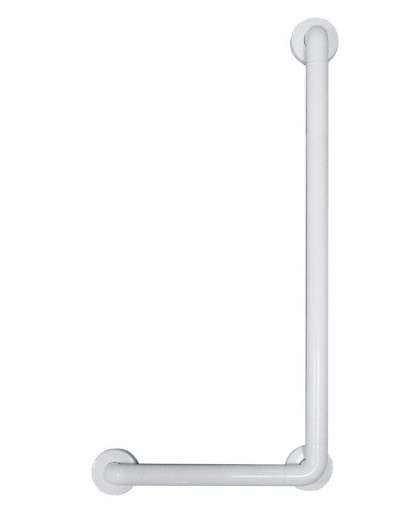 GIAMPIERI 700 x 400mm Wall-floor Anchored Grab Bar, reversible