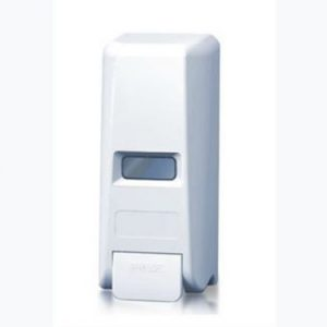 Manual Bulk Fill Soap Dispenser - ABS white