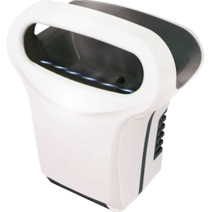 High Powered 3G Hand Dryer - white