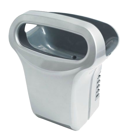 High Powered 3G Hand Dryer - silver