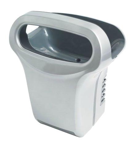 High Powered 3G Hand Dryer - silver