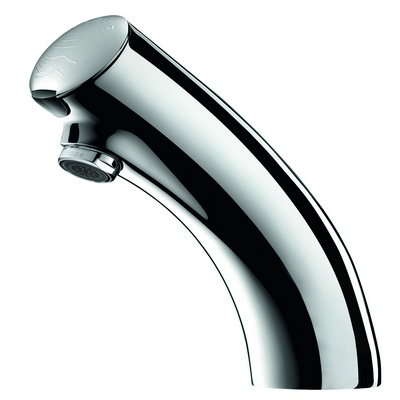Tempomatic 3-Deck Mounted Electronic Basin Tap
