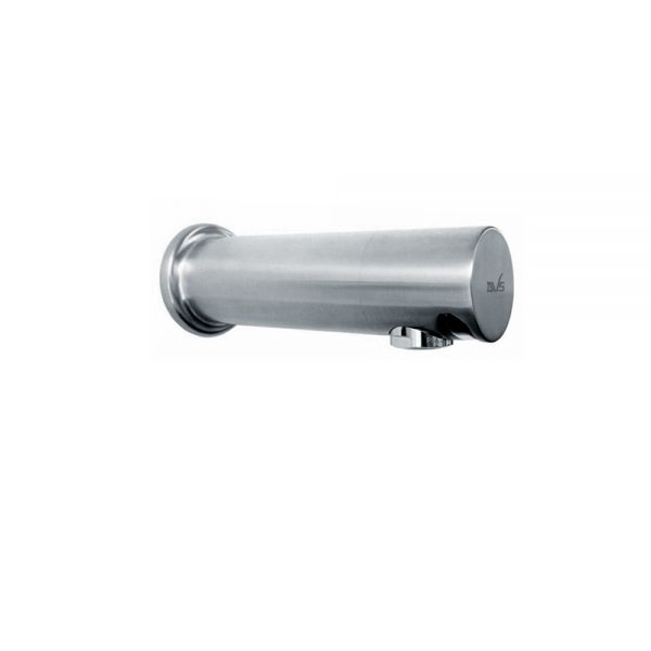Aquarius WM straight tap spout only in S/St 150mm