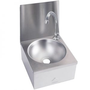 300 x 315mm Knee Operated Hand Wash Basin