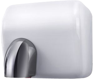Automatic Nozzle Hand Dryer - white