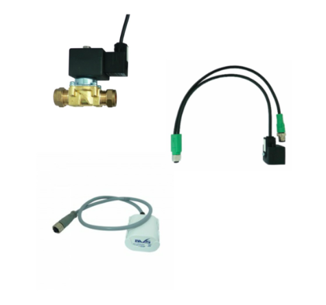 Single Station Battery Kit Standard Pressure 1-10 BAR