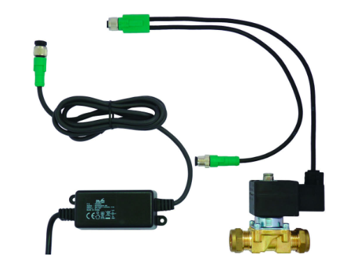 Single Station Mains Kit Standard Pressure 1-10 BAR