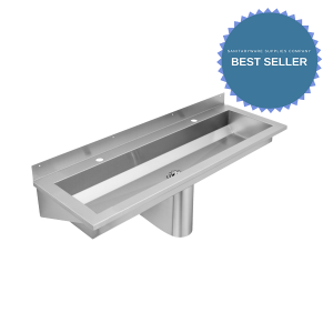 Stainless Steel Washtrough - 1200mm