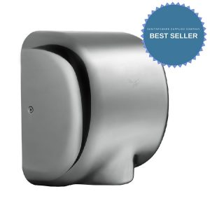 Windsor Hand Dryer - satin stainless steel