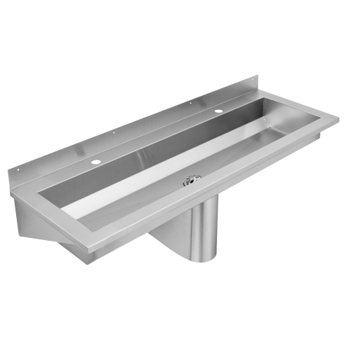 1200mm Washtrough with tap deck
