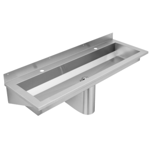 Stainless Steel Wash Trough - 1800mm