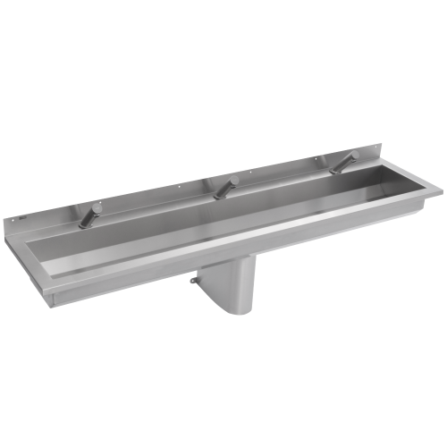1800mm Washtrough with touch free taps