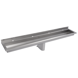 Stainless Steel Washtrough - 2400mm