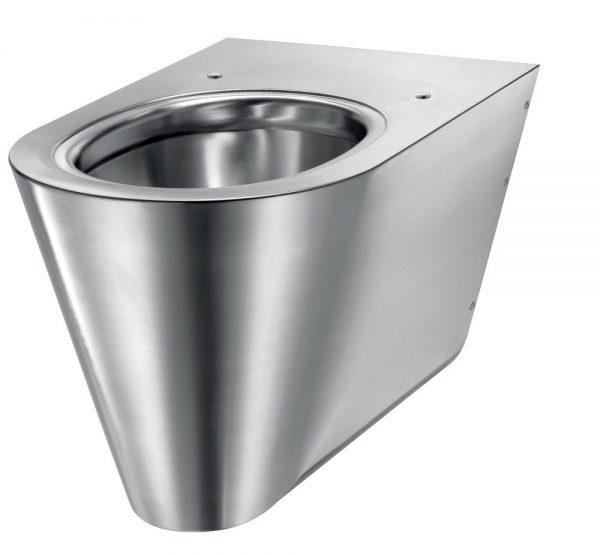 Wall hung WC pan