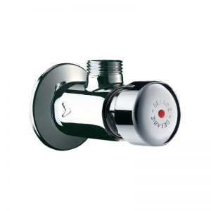 Tempostop Exposed Timeflow Shower Valve