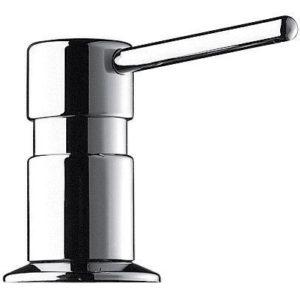 Vanity Top Soap Dispenser - Polished Chrome