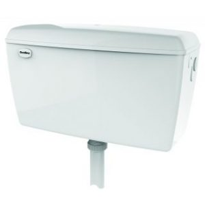 9L Urinal cistern with automatic syphon