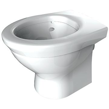 Resan vandal resistant wc pan