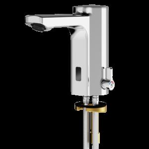 Electronic sensor mixer tap