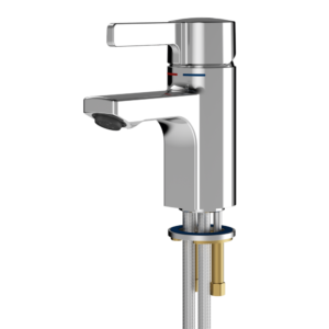 Single lever mixer tap