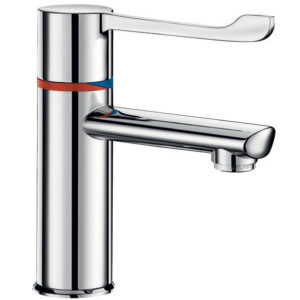 Delabie SECURITHERM thermostatic basin mixer