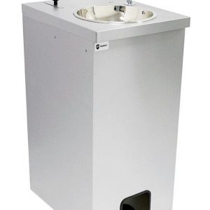 Mobile wash hand basin