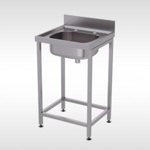 Free standing handwash basin