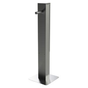 Free standing sanitiser dispenser