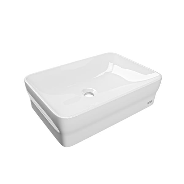 Counter top washbasin no overflow