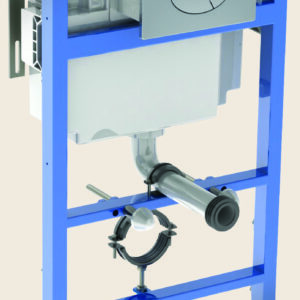 Dudley Illusion V WC support frame